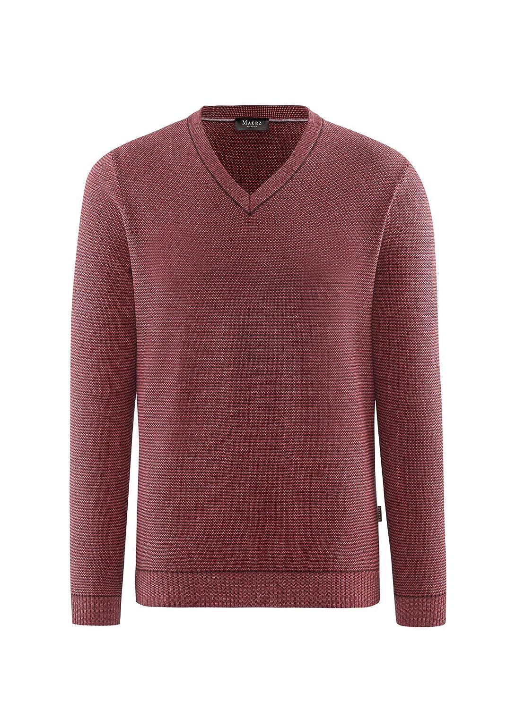 MÄRZ Herren Pullover Pullover Pullover Pulli V-Ausschnitt Baumwolle Sweater Sweatshirt B07HM54ZCL Pullover Hohe Qualität 6526ad