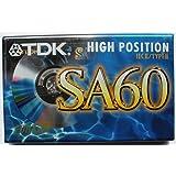 TDK SA 60 EB Audio Kassette (60 min)