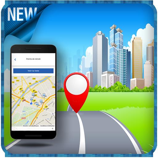 GPS Navigation Tracker Free Route Finder (Best Mobile Gps System)