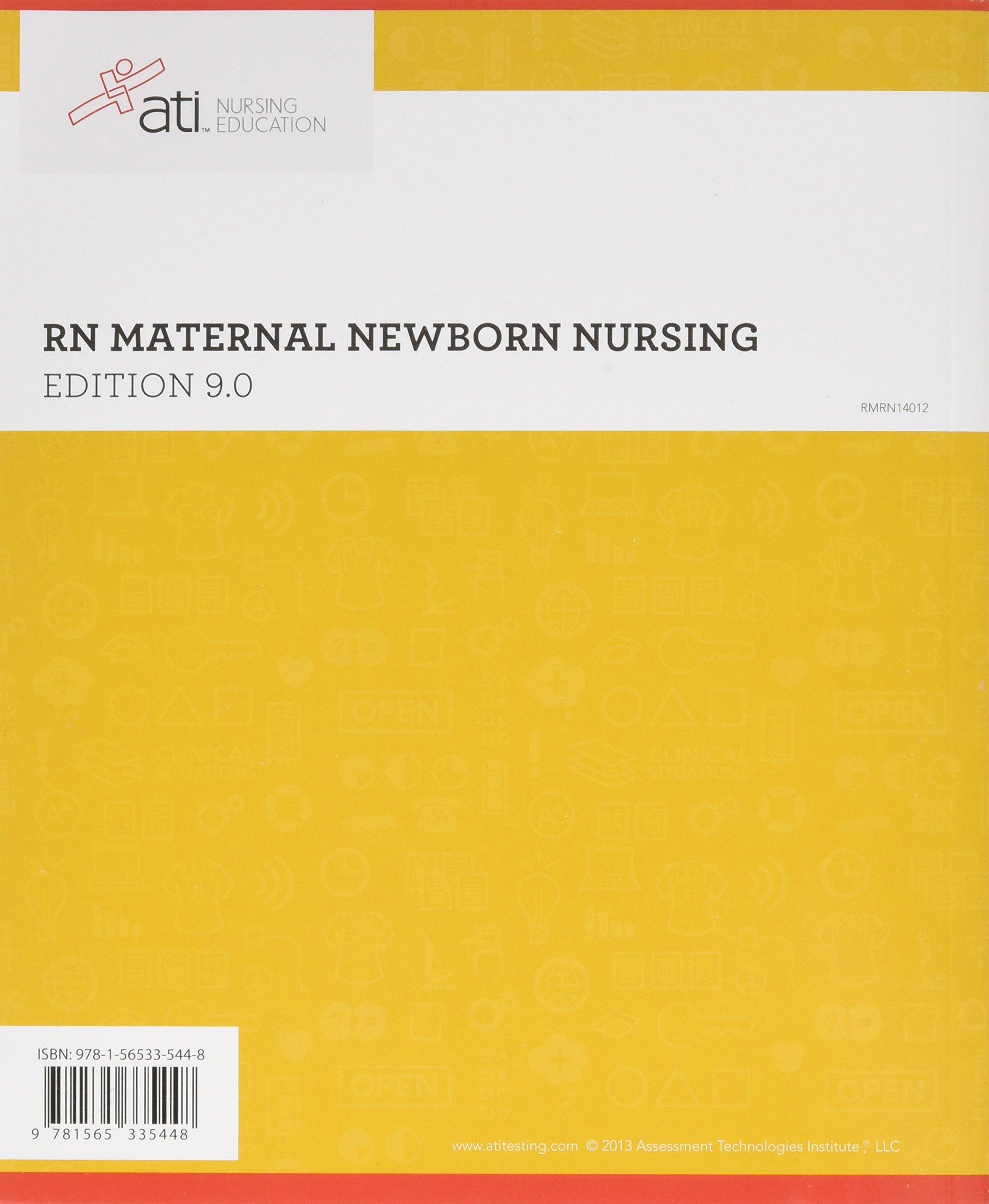 68481afd0470a RN Maternal Newborn Nursing Edition 9. 0: Roberts, Redding, Churchill  Sommer Johnson: 9781565335448: Amazon.com: Books