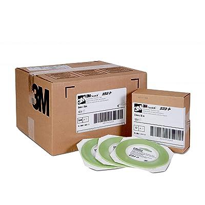 Scotch Performance Masking Tape 233+, 26343, 3 mm x 55 m: Garden & Outdoor