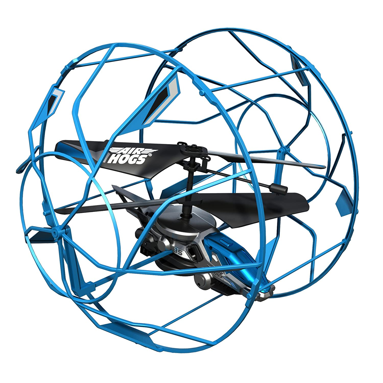 Spin Master Air Hogs -Helicóptero de juguete con control remoto (6 ...