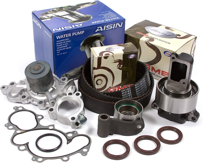 Evergreen TBK240HPHWPA Race Series Timing Belt Kit AISIN Water Pump Fit 93-95 Toyota 4Runner Pickup 3.0 3VZE