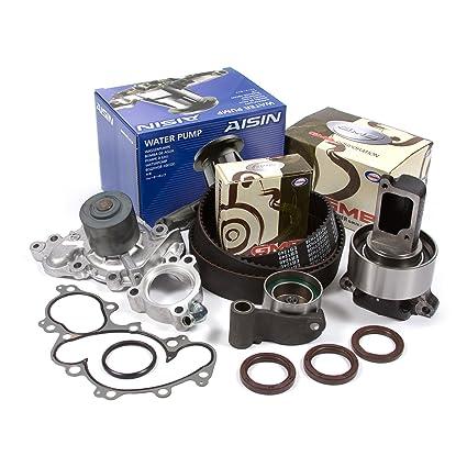 Fits 93-95 Toyota 3 0 SOHC 12V 3VZE Timing Belt Kit AISIN Water Pump
