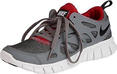 Nike Free Run 2, Zapatillas de Running Niños^Niñas, Gris-Grau ...