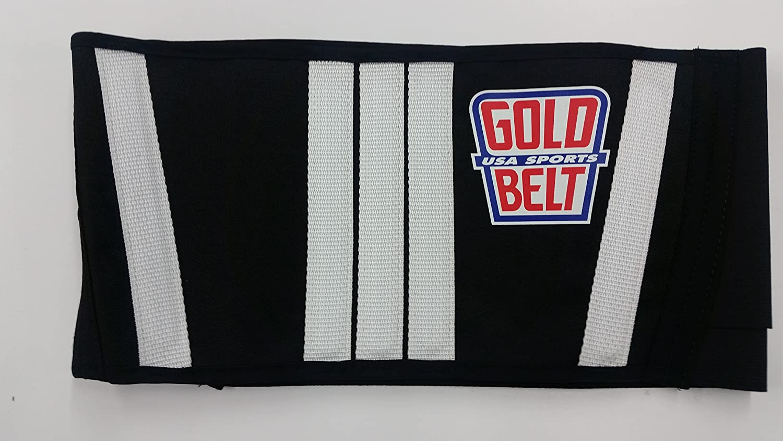 The Original Gold Belt Professional Motorcycle Kidney Belt