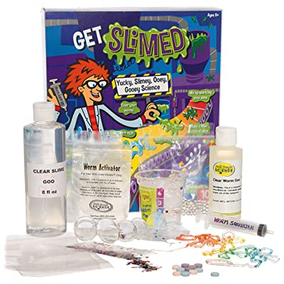 Be Amazing! Toys Get Slimed! Science Kit: Toys & Games