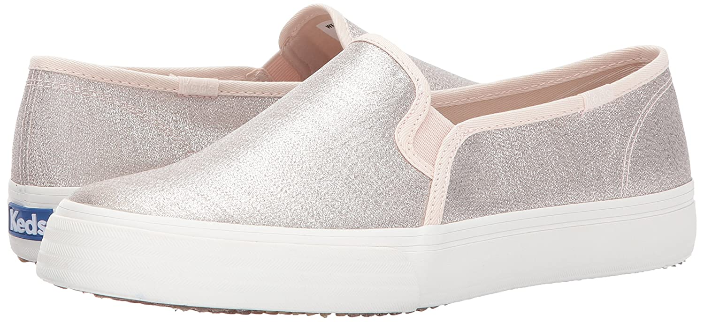 8e6d64f1631d8 Keds Women s Double Decker Lurex Fashion Sneaker