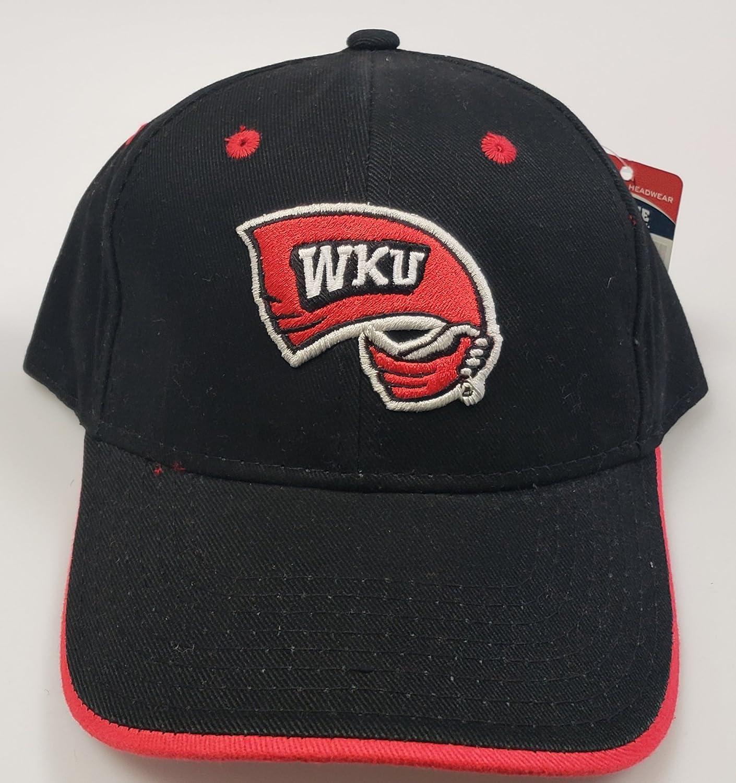 Newz Western Kentucky Hilltoppers大学刺繍キャップ   B07CKJ2W68