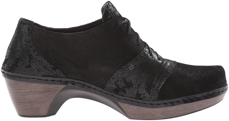 Naot Womens Besalu Lace-Up Heel shoe