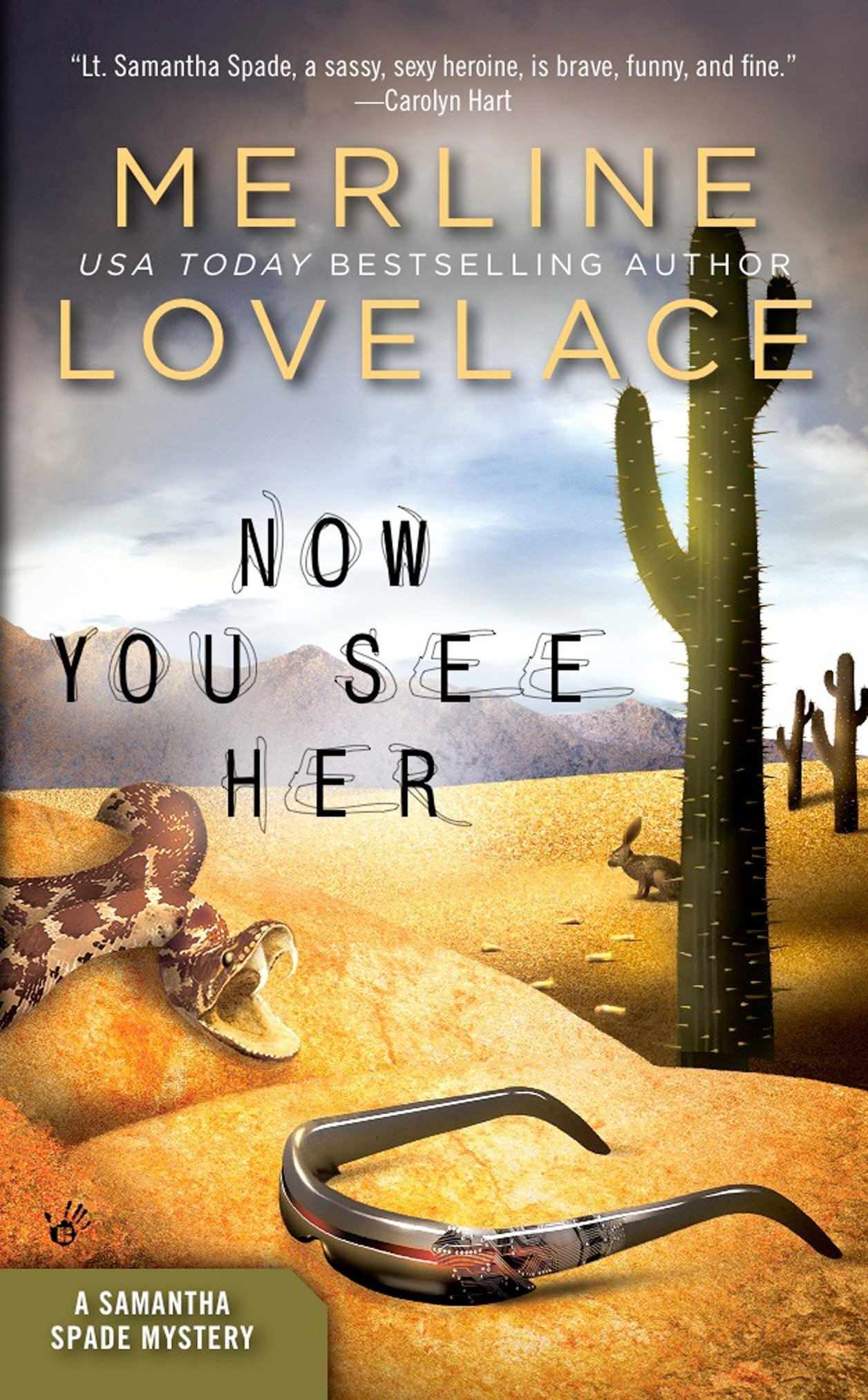 Now You See Her (A Samantha Spade Mystery) pdf