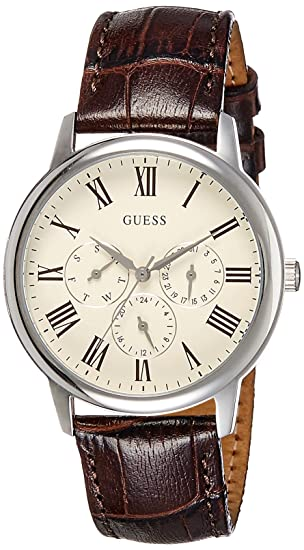 4c1e9374b735 Buy Guess Analog White Dial Men s Watch - W70016G2 Online at Low ...