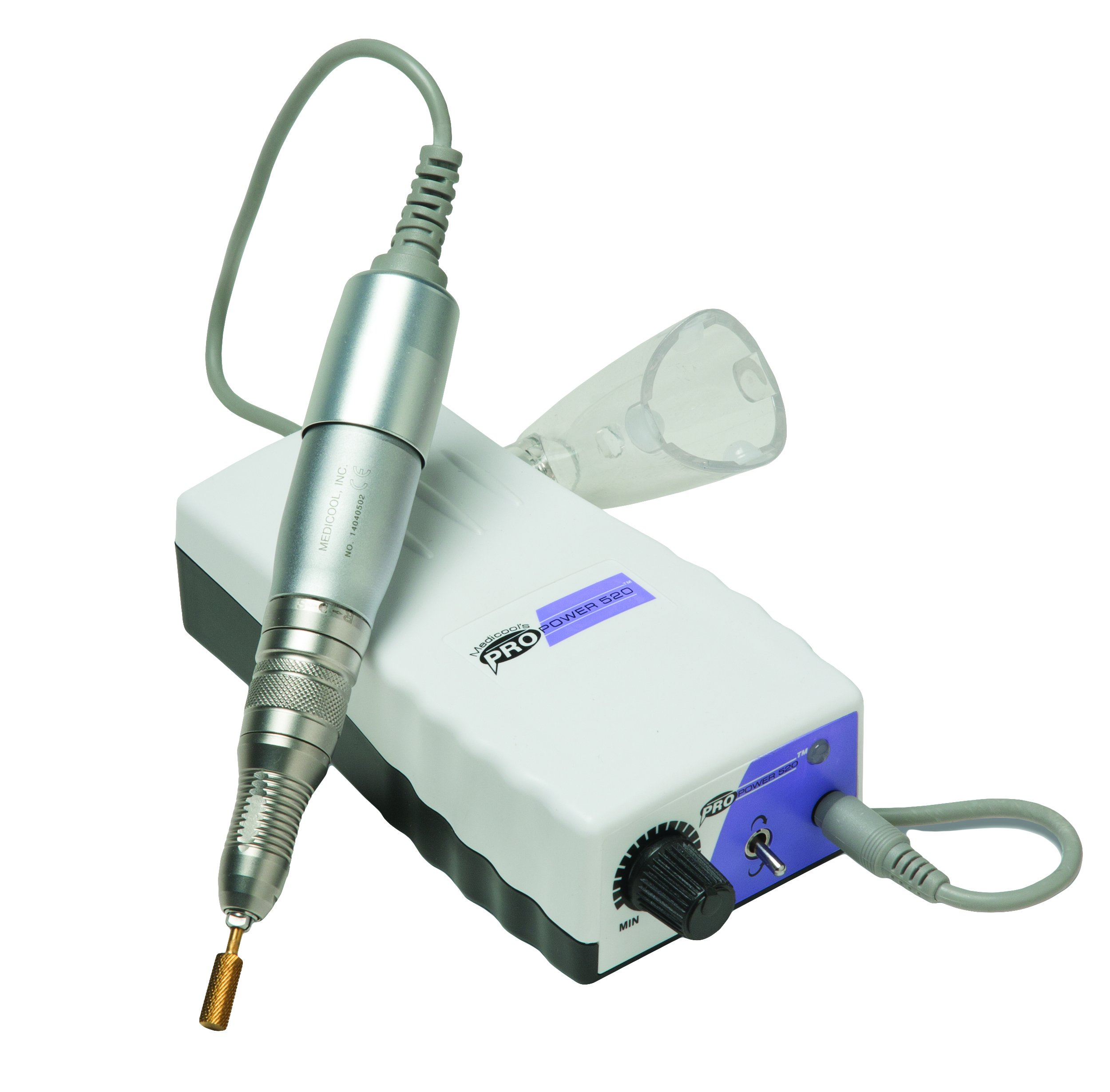 Medicool 520 Professional Electric Nail Filing System by Medicool