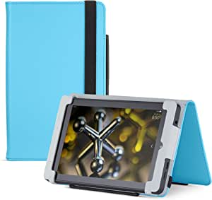 """Fire HD 6 Case (2014 model), Blue,  Nupro, Standing Case, Protective Cover (4th Generation: 6"""")"""