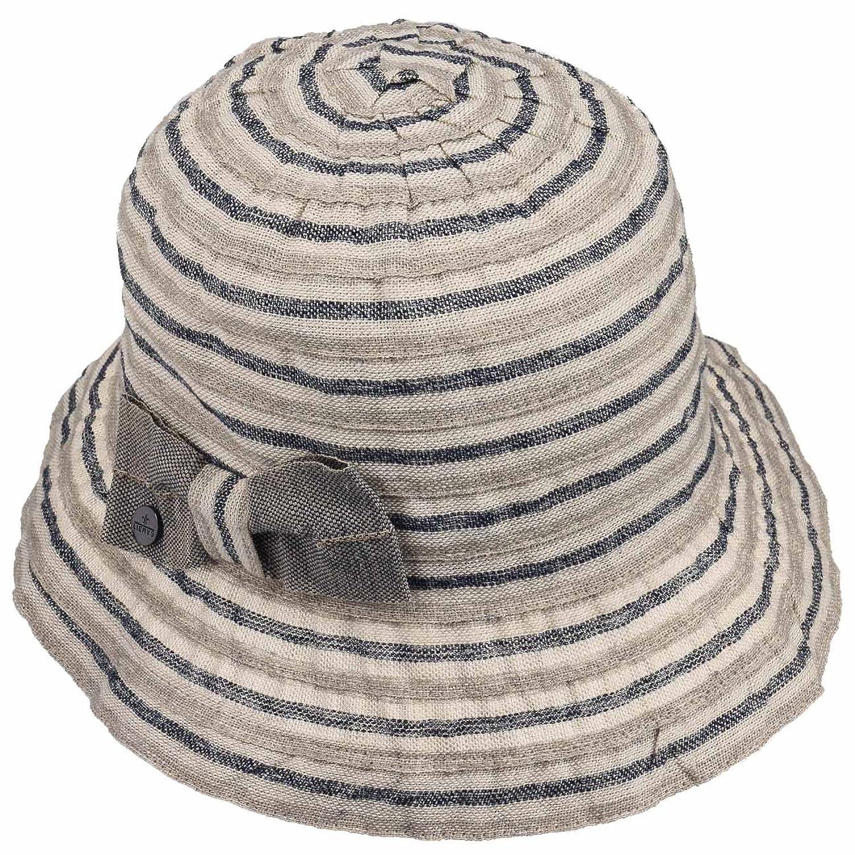Delaisa Multicolour Cloche Hat by Lierys Sun hats Lierys YMk9fsd