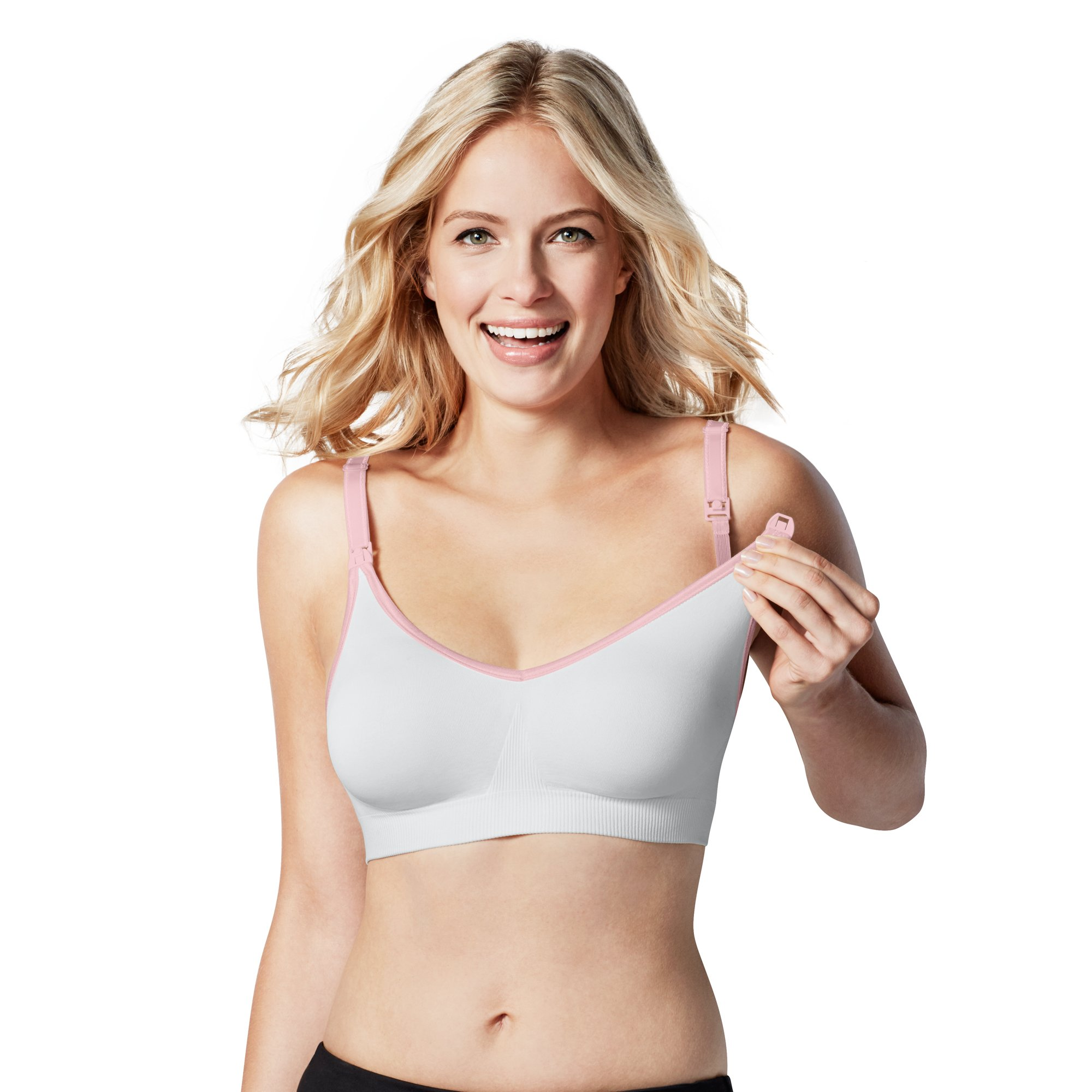 BRAVADO! DESIGNS Body Silk Seamless Nursing Bra