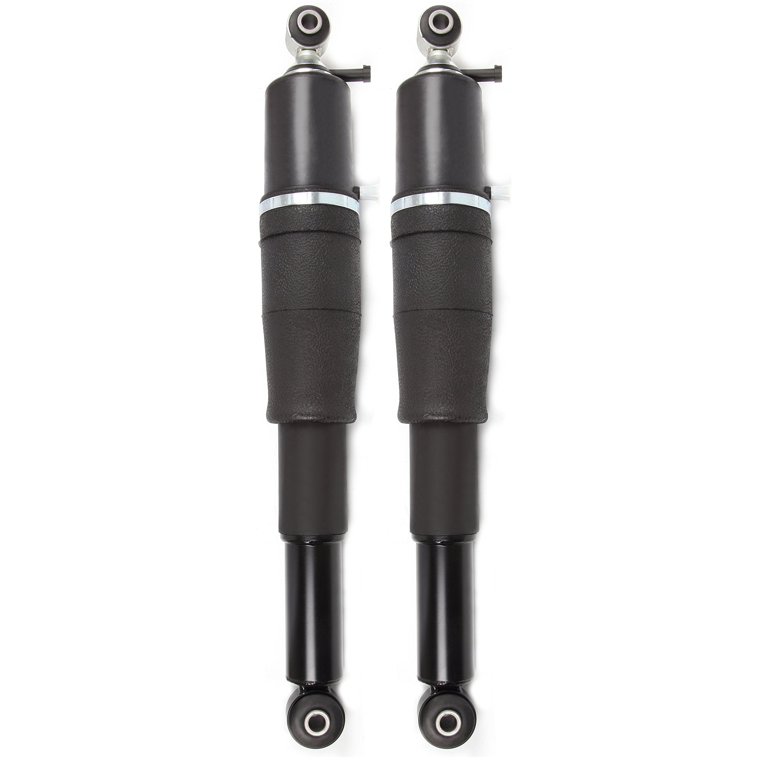 Air Suspensions Struts Spring Bags Replacement Strut Shock Absorber Airmatic Kits ECCPP fit for 2002-2014 Cadillac Escalade, 2003-2014 Cadillac Escalade ESV, Rear Qty(2)