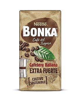 Bonka Cafetera Italiana Café Tostado Molido - 250 g: Amazon.es: Amazon Pantry