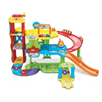 Toot-Toot Drivers 180003 Garage , Multi