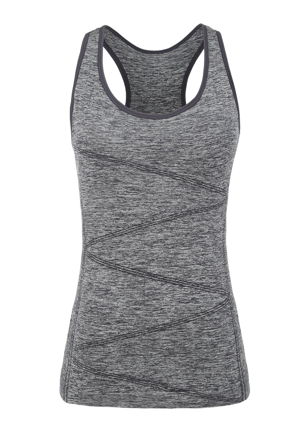 2627dd8d31e58 Best Rated in Women s Yoga Shirts   Helpful Customer Reviews ...