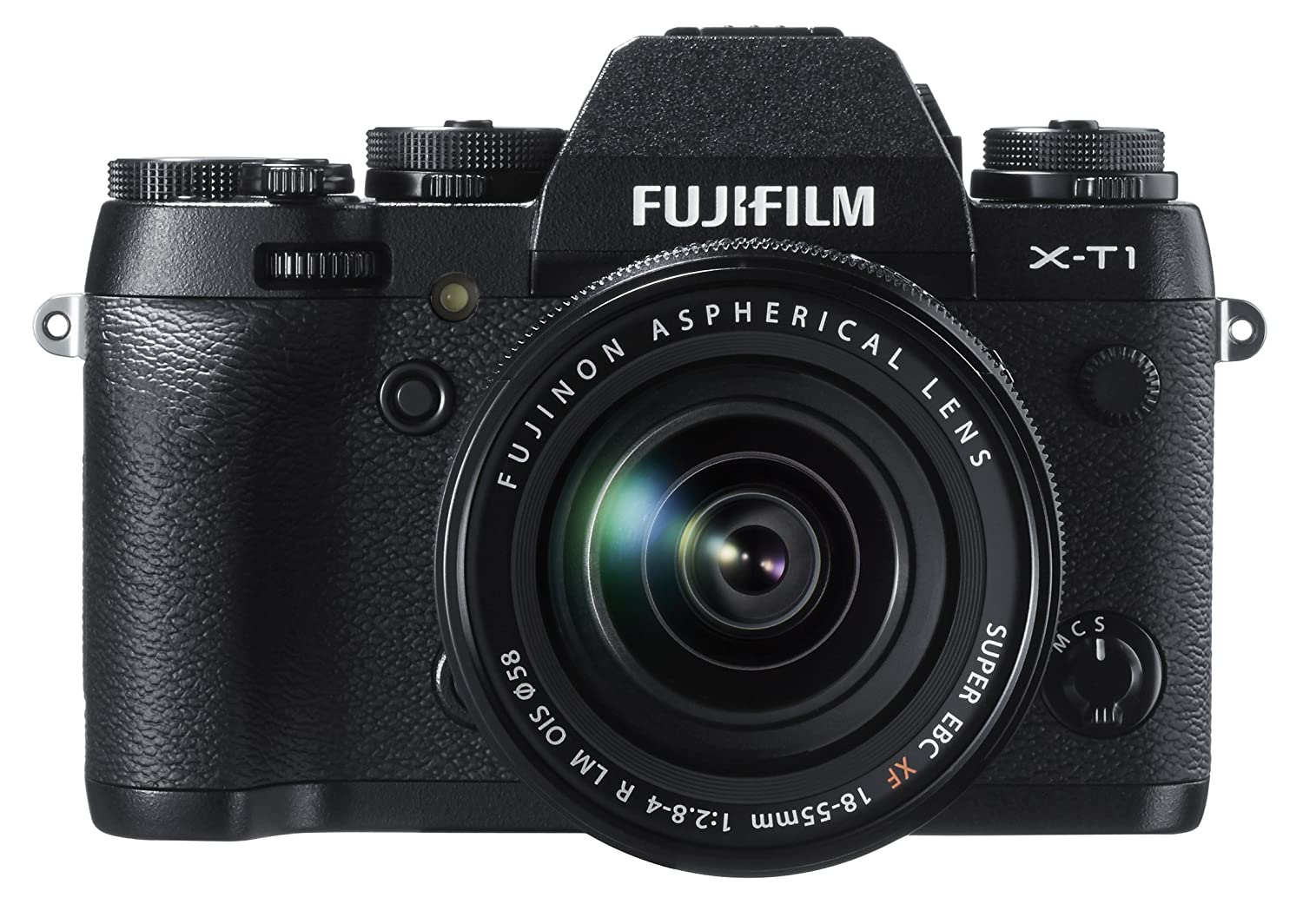 Amazon.com : Fujifilm X-T1 16 MP Mirrorless Digital Camera with 3.0-Inch  LCD and XF18-55mm F2.8-4.0 R LM OIS Lens (Old Model) : Camera & Photo