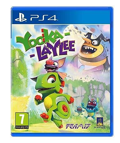 yooka-laylee (PS4): Amazon.es: Videojuegos