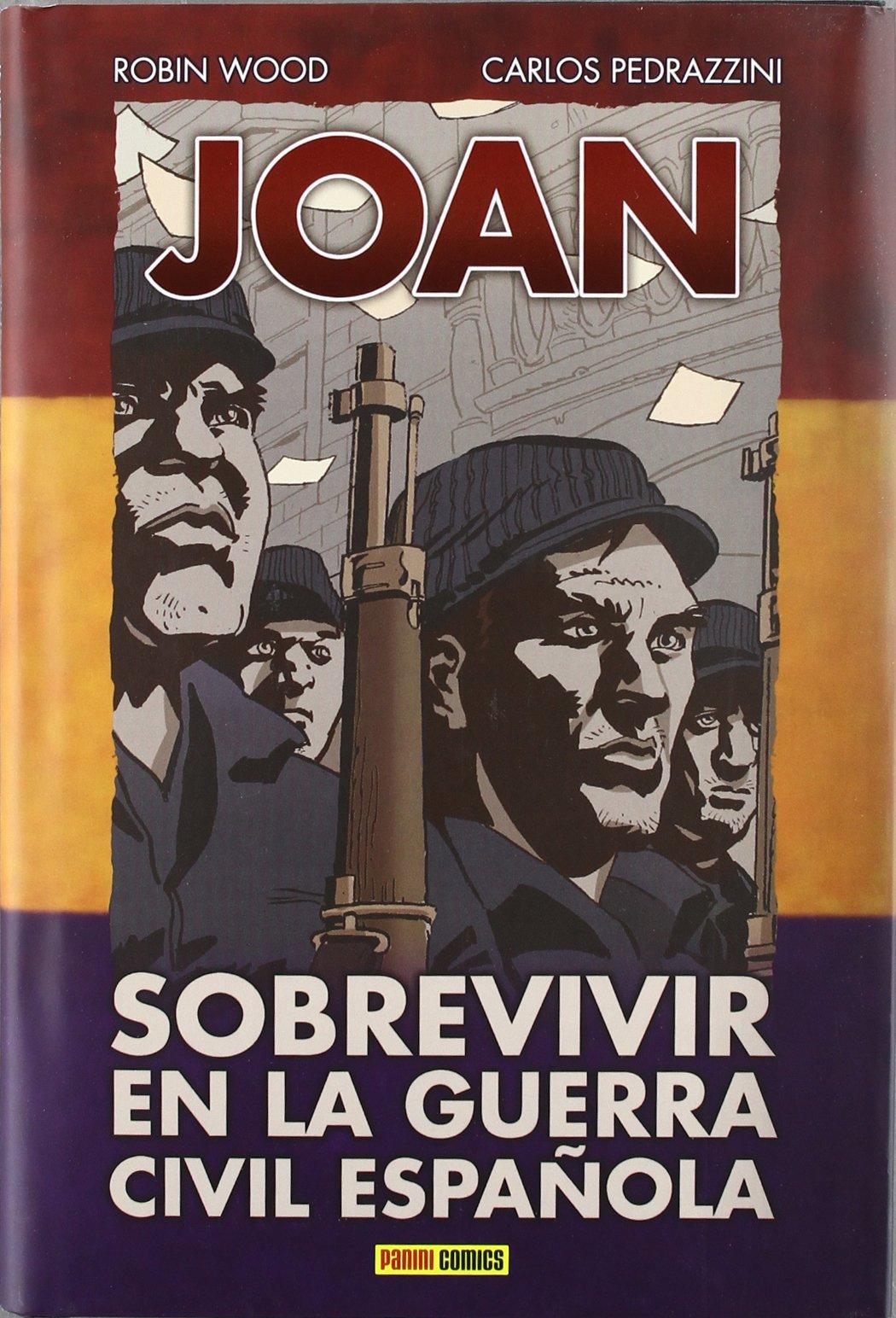 Sobrevivir En La Guerra Civil Española: Amazon.es: Robin Wood; Carlos Pedrazzini: Libros