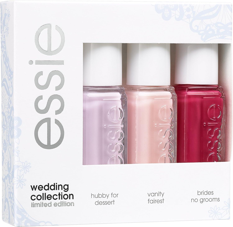 essie hubby for dessert, vanity fairest, brides - nail polish sets esmalte de uñas, Pastel, Rosa, Violeta, hubby for dessert