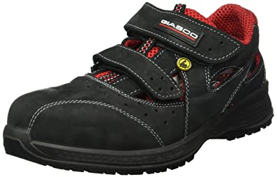 ff986470c8b9 Giasco Kube Safety Shoes Sandals Miami S1P ESD High Visibility Non ...