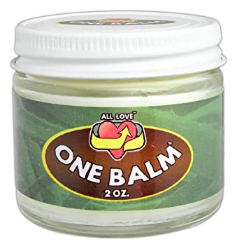Amazon.com : One Balm - The All Natural Remedy Straight From the Earth - Universal Ointment - 2oz. : Beauty