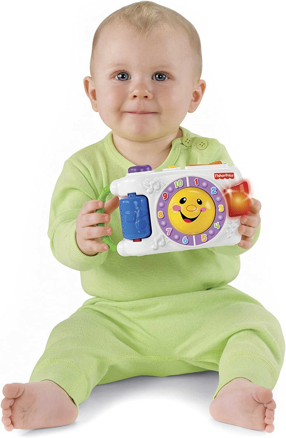 Fisher-Price Laugh & Learning Camera
