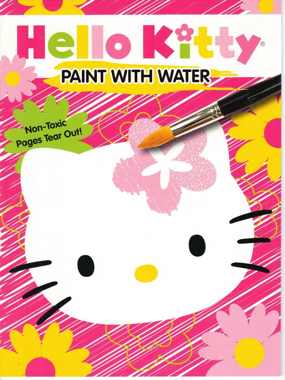 Download Hello Kitty Paint With Water PDF