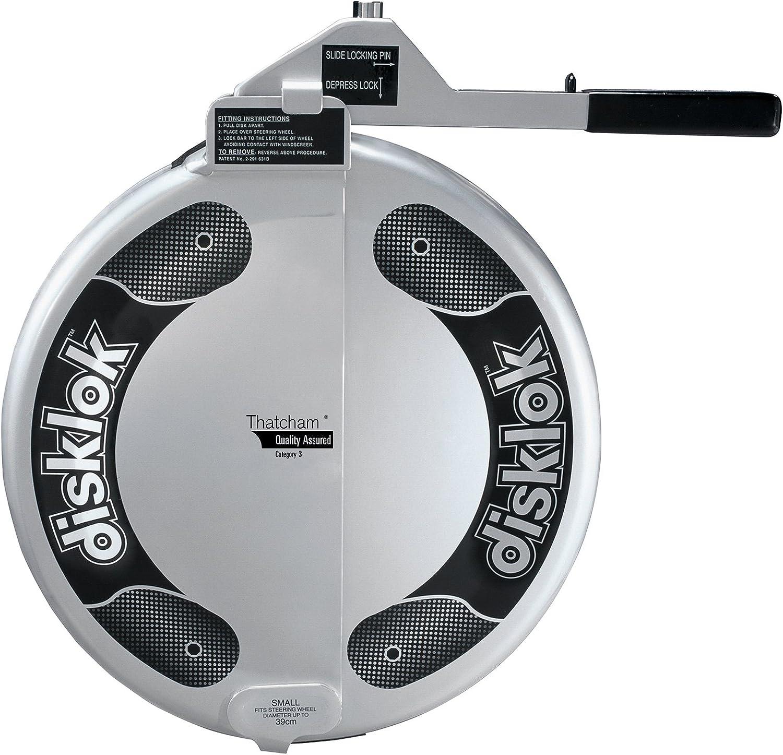 Disklok Security Wheel Lock