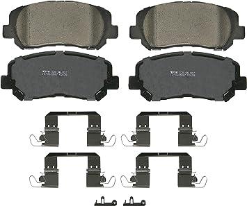 Magneti Marelli by Mopar 1AMV101050 Disc Brake Pad Set