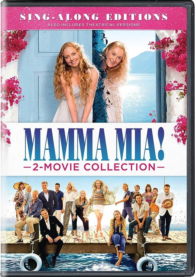 Mamma Mia: 2-Movie Collection [Edizione: Stati Uniti] [Italia]