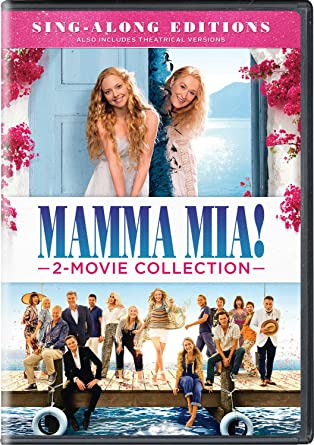 1ac15677a39 Amazon.com  Mamma Mia! 2-Movie Collection  Meryl Streep