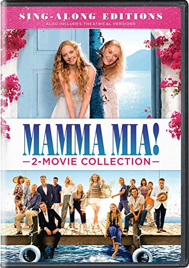 Momma Mia! 2-Movie Collection.