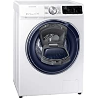 Samsung WW6800 QuickDrive WW81M642OPW/EG Waschmaschine Frontlader/A+++/1400UpM/8kg/AddWash/SchaumAktiv-Technologie/FleckenIntensiv-Option/SmartControl 2.0