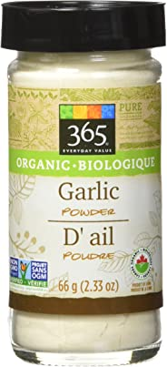365 Everyday Value Organic Garlic Powder, 2.33 oz