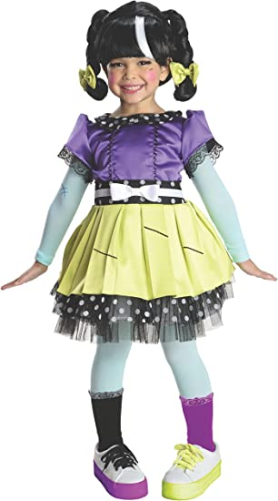 Disfraz de Scraps Stitched N Sewn Lalaloopsy deluxe para niña - 3 ...