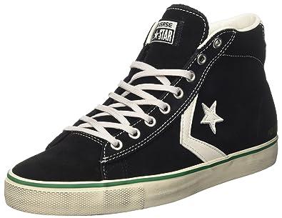 c517fec422f Converse Men s 158935c Hi-Top Trainers Black  Amazon.co.uk  Shoes   Bags