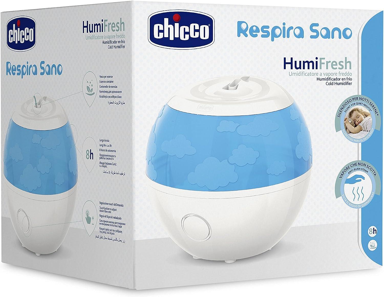 Chicco Humi Fresh - Humidificador de vapor frío con contenedor de ...