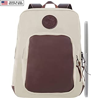 product image for Duluth Pack Deluxe Laptop Backpack (Natural)