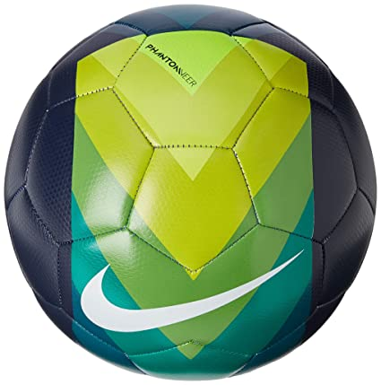 Nike NK Phantom Veer Soccer Ball, Adultos Unisex, Obsidian/Volt ...