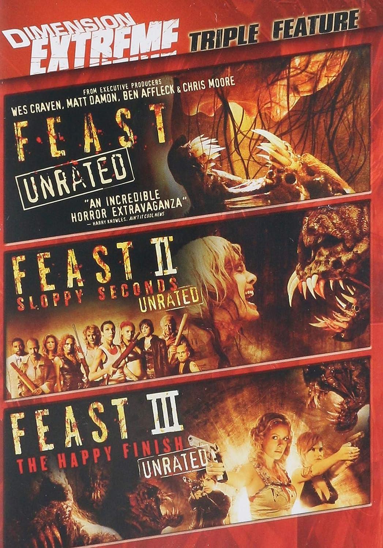 Feast 3 Pack [Reino Unido] [DVD]: Amazon.es: Cine y Series TV