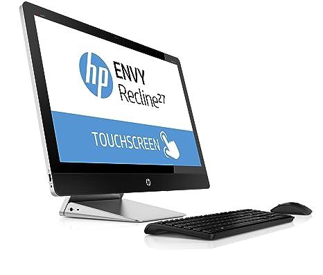 HP ENVY Recline 27-k350 2.9GHz i5-4570T 4ª generación de procesadores Intel