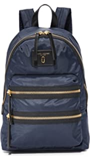25c880ec2a50 Amazon.com  Marc Jacobs Nylon Biker Mini Backpack
