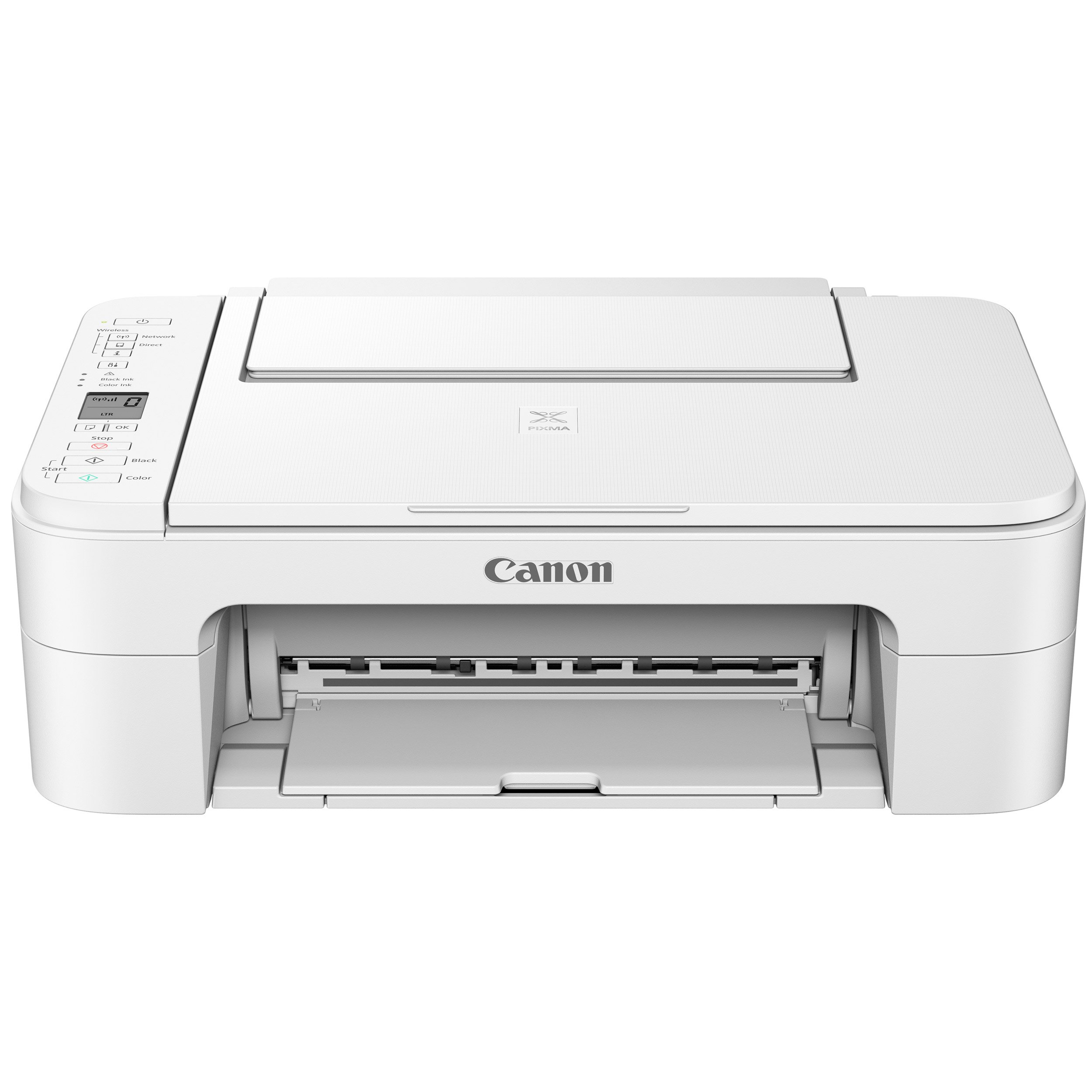 Canon TS3120 Wireless All-In-One Printer, White by Canon