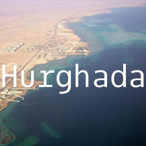 hiHurghada: Offline Map of Hurghada(Egypt)