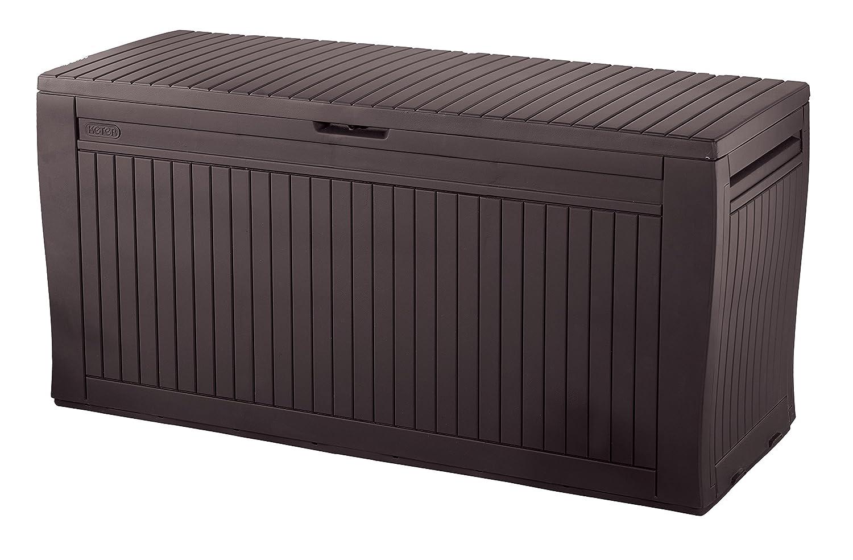Keter Comfy Box, Braun, 116,7 x 44,7 x 57 cm 231317